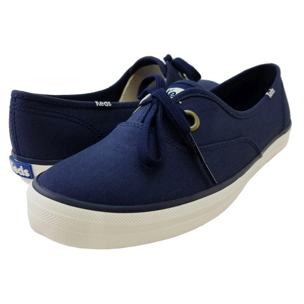 Keds Washed Fashion Sneaker Breeze Peacoat, Navy, 7.5 B(M) US