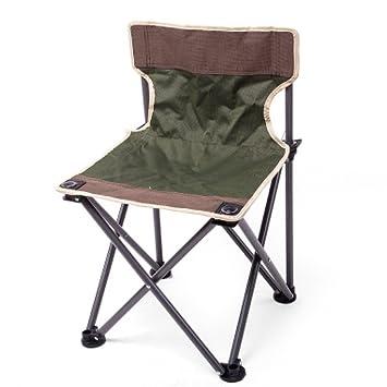 ANHPI Portable Klappstuhl Gartenstuhl Hocker Camping Strand Stuhl Angeln  Stuhl Hocker Malerei Stuhl Hocker Stuhl,