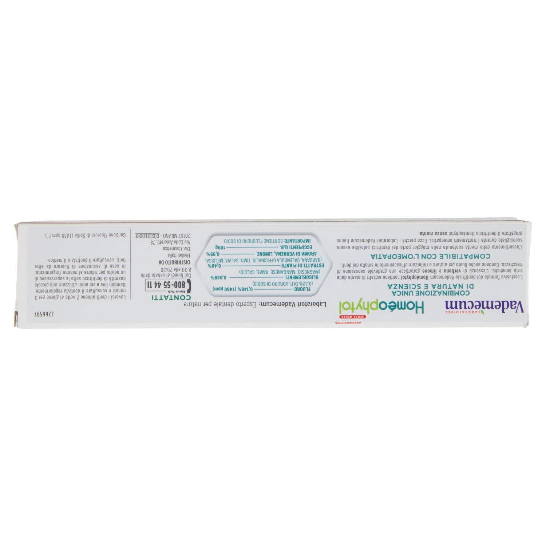 Vademécum - Toothpaste - Homéophytol - 75 ml - Pack of 2