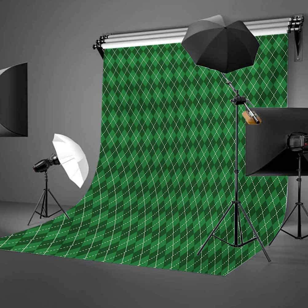 Modern 8x10 FT Backdrop Photographers,Abstract Style Backdrop with Floral Details Swirls Art Print Background for Photography Kids Adult Photo Booth Video Shoot Vinyl Studio Props