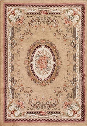 7 10×10 2 Traditional Area Rug Carpet