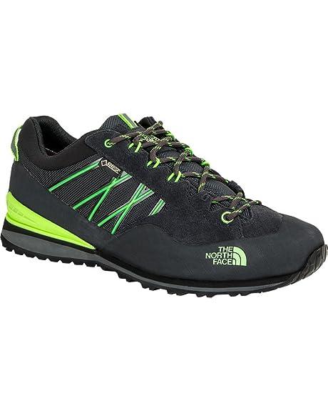 The North Face M Verto Plasma II GTX, Zapatillas de Senderismo para Hombre, Negro/Verde, 40 EU: Amazon.es: Zapatos y complementos