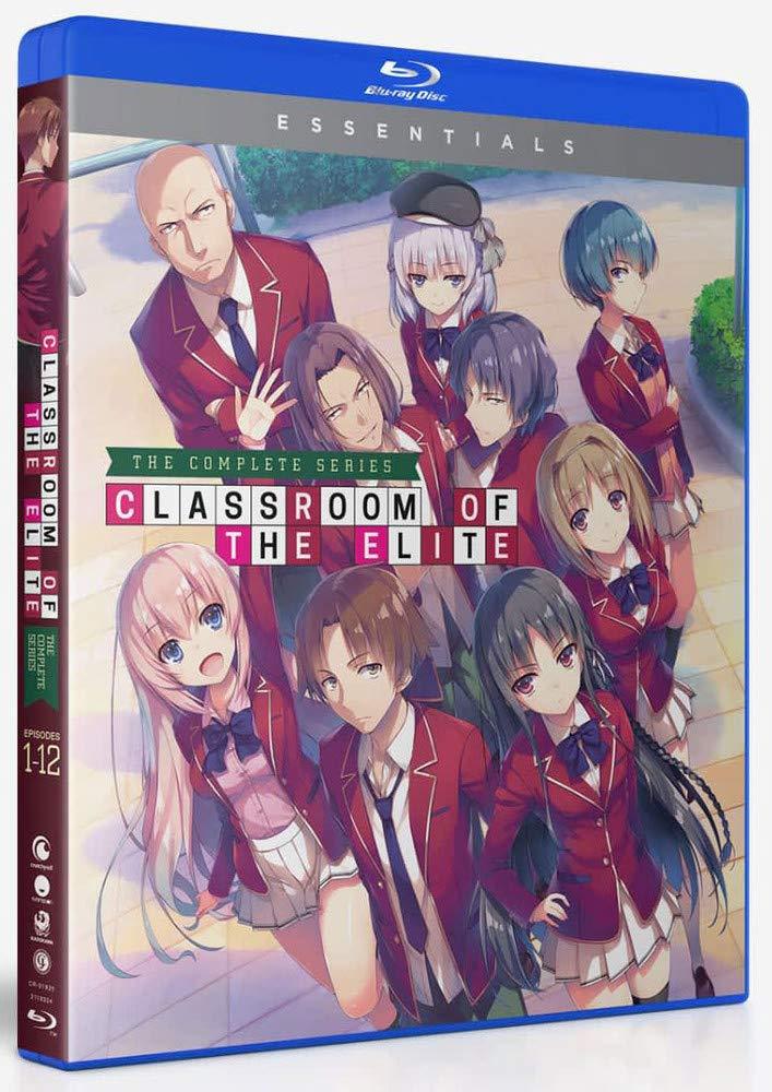 Classroom of the Elite Essentials Blu-ray (Dual Audio)