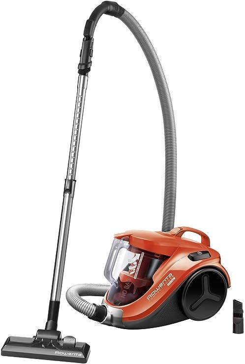 Rowenta RO3724EA - Aspirador sin bolsa, color negro: Amazon.es: Hogar