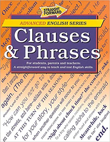 !!REPACK!! Clauses & Phrases (Straight Forward Advanced English). sheet citrate siempre first ciembre ballad