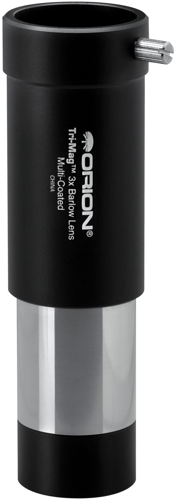 Orion 08704 Tri-Mag 1.25-Inch 3x Barlow Lens (Black) by Orion