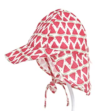 Toddler Infant Kids Sun Cap-Diadia UPF 50+ UV Ray Sun Protection Baby Hat a48581f63ba1
