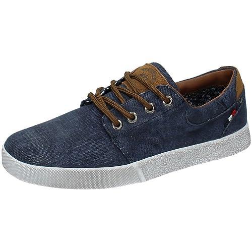 XTI 45667 Zapatilla Casual Hombre Zapatillas Azul 41: Amazon.es: Zapatos y complementos