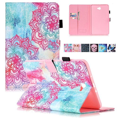 galaxy-tab-a-101-case-t580-case-firefish-kickstand-card-slots-pu-leather-wallet-case-cash-holder-mag