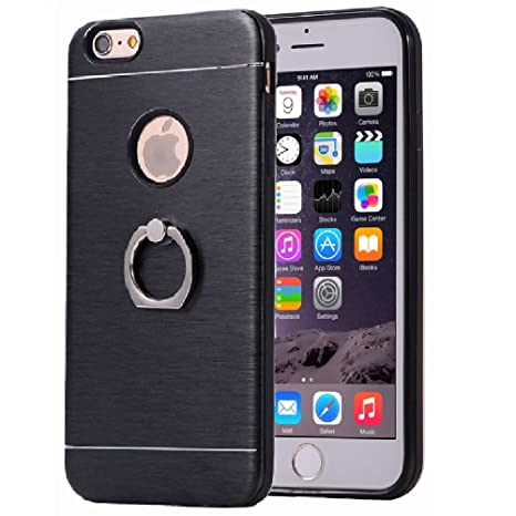 coque iphone 8 plus avec support rond