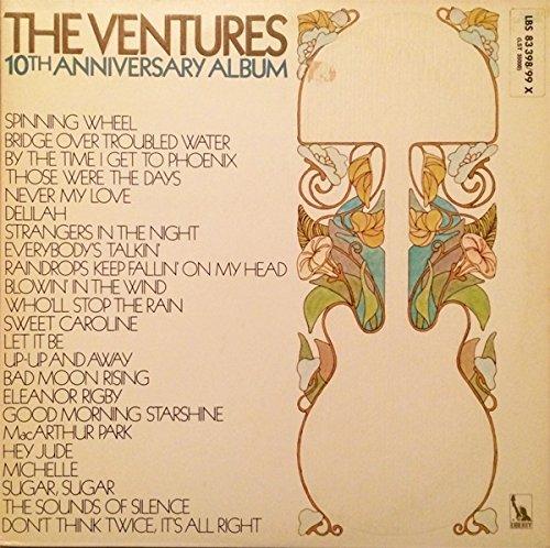 10th Anniversary Album / LBS 83 398/99 X: VENTURES, Diverse ...