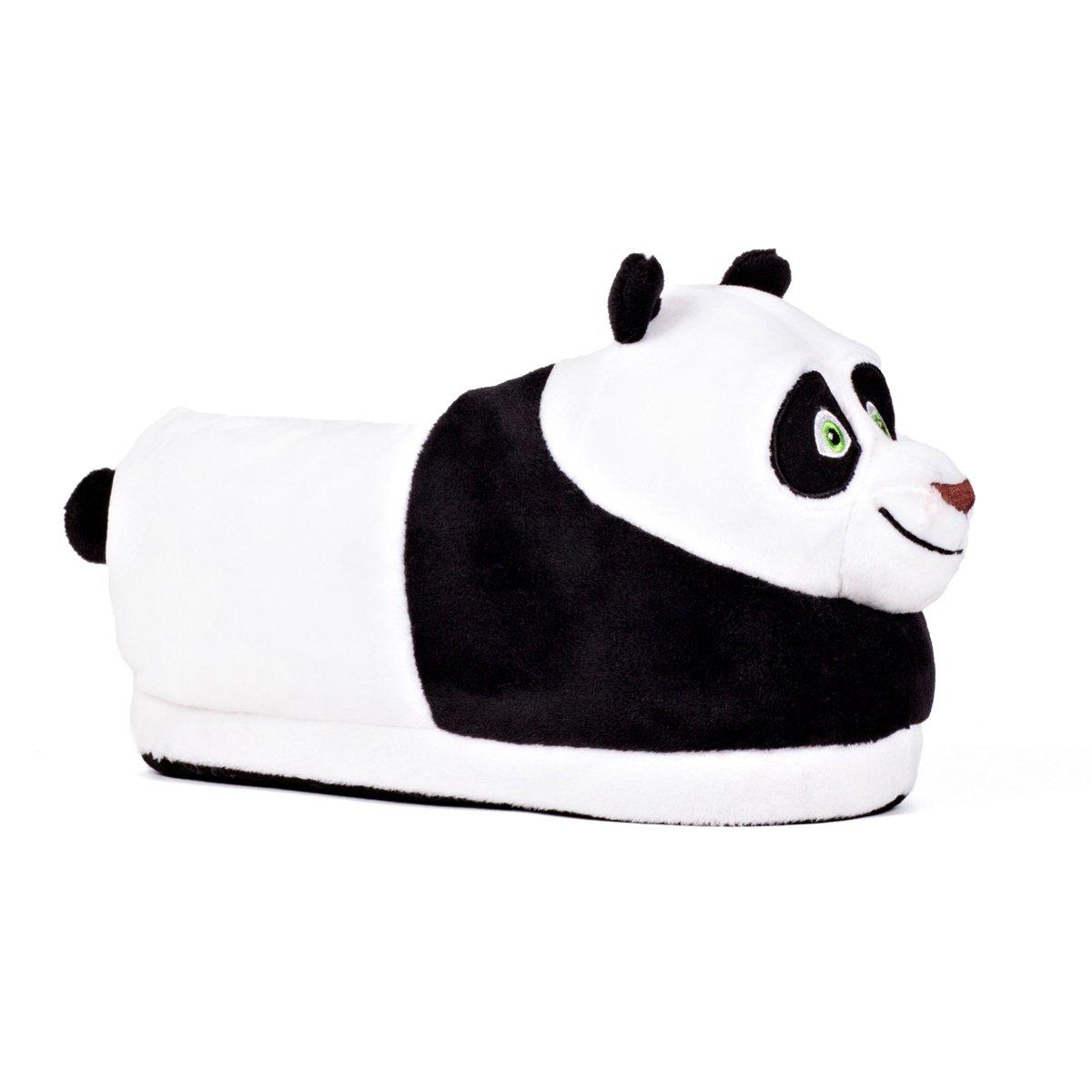 Sleeper z - Chaussons Peluche Po - Kung Fu Panda - Homme Femme Enfant - Cadeau  Original - Officiel DreamWorks  Amazon.fr  Chaussures et Sacs eddd06a9a48