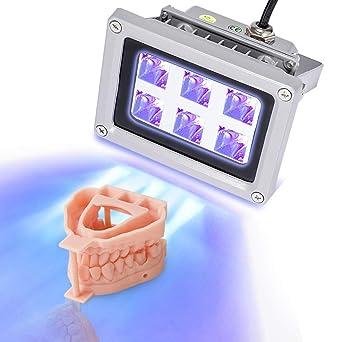 Amazon.com: Impresora 3D UV Resina Luz de Curado para SLA ...