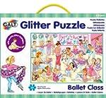 Ballet Class Glitter Puzzle Galt