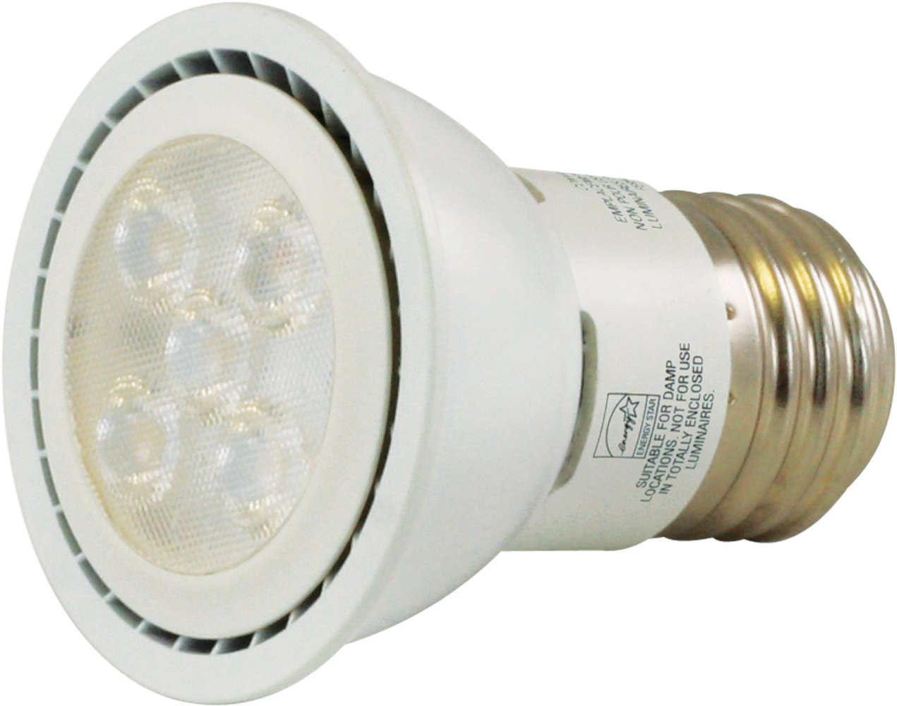 White 6W LED PAR16 lamp Liteline RC402C18R3-LED-EW-WH All-in-One 4-inch LED Recessed Combo with Remodel Housing Gimbal Trim