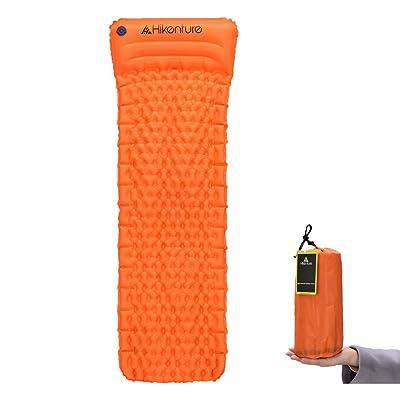 Loisirs de plein air Matelas gonflable automatique Matelas de couchage  Camping pliant léger Tente de couchage a002974cab0