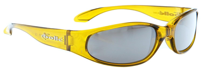 Bolle Kids Sonnenbrille Orvet Gelb transparent 1751524-075 eznEAKd06