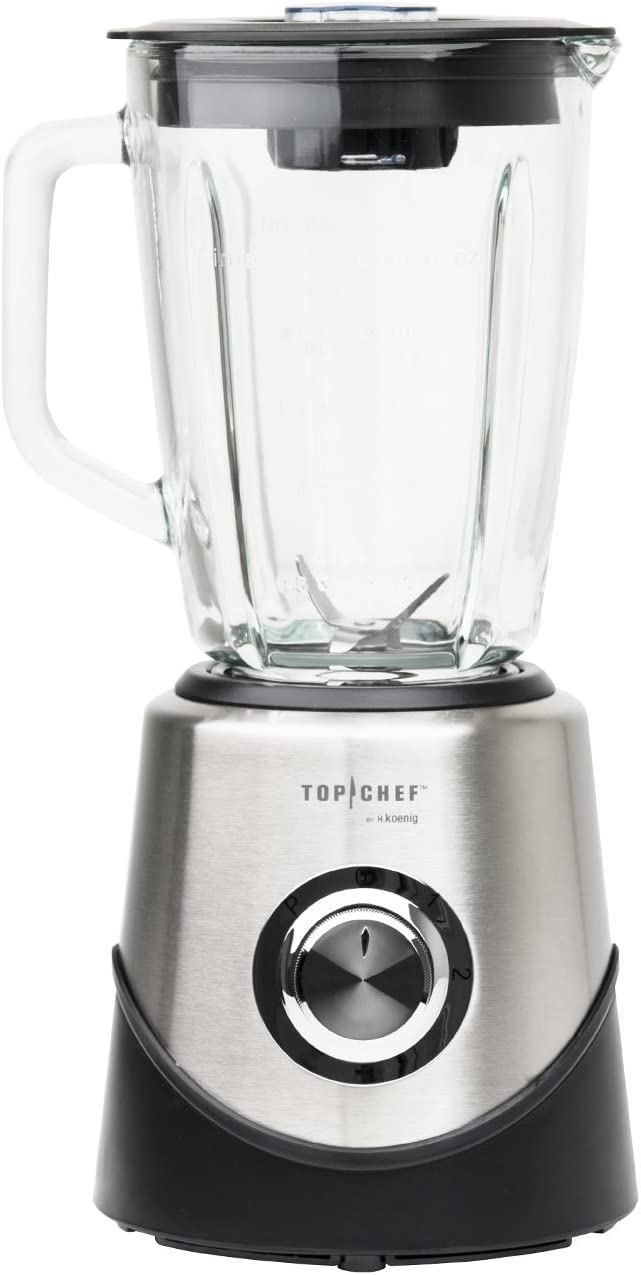 H. Koenig topc451 Top Chef batidora 1,5 L: Amazon.es: Hogar