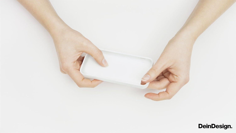 DeinDesign Silikon H/ülle kompatibel mit Samsung Galaxy Note Edge Case Schutzh/ülle Gold Glitzer Look Frauen