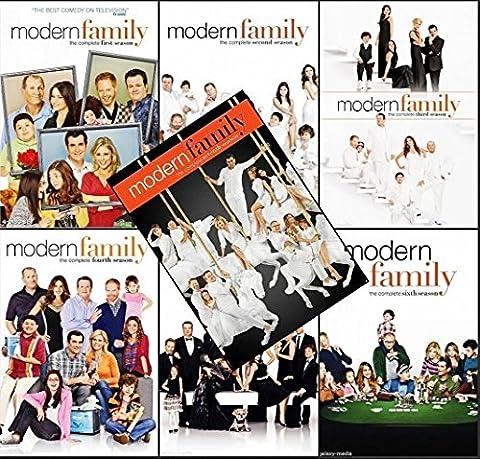Modern Family Season 1-7 Bundle (Modern Family Dvd Season 2)