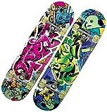 AK Sport Skateboard grand de luxe Multicolore