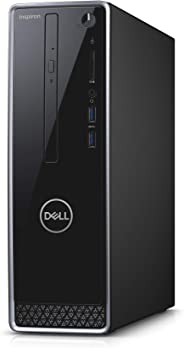Dell Inspiron 3470 Desktop, 2 Year Onsite Service after remote diagnosis, 9th Gen Intel Core i5-9400 6-Core 4.1GHz Proc w/Int