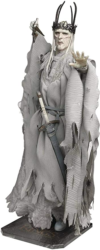 30cm Asmus toys the lord of the rings-figurine 1//6 twilight witch king