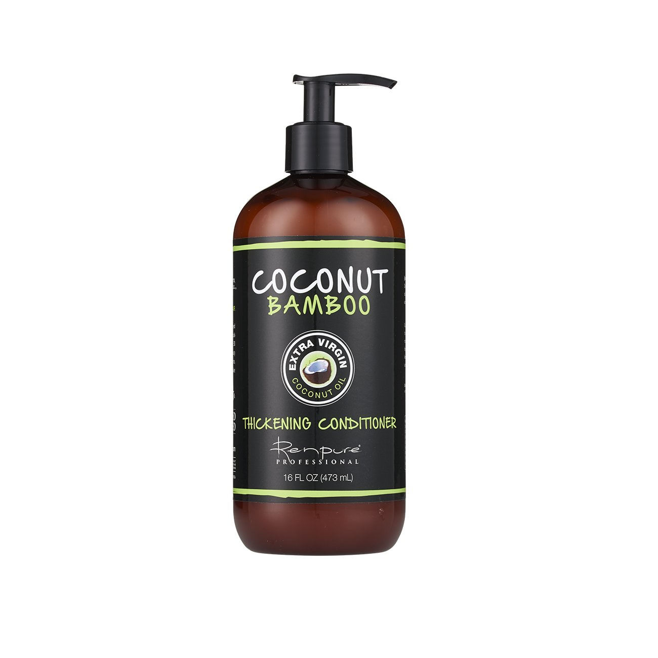 Renpure Coconut Bamboo Conditioner 16 Ounce