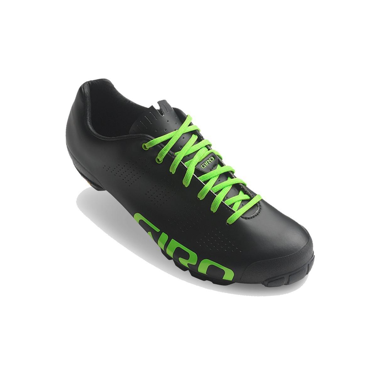 ジロ(ジロ) EMPIRE VR90 MTB RACING SHOES 70683 サイクルシューズ (Men's) B01LZ277ER 45.5|ブラック/ライム ブラック/ライム 45.5