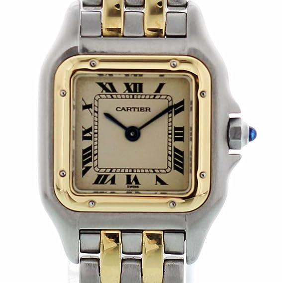 Cartier Reloj Panthere De Quartz 1100 para Mujeres