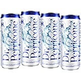 Dr. Perricone Hydrogen Water – Powerful Antioxidant Protection - High 1.0 to 1.5 ppm Content - 4 Pack