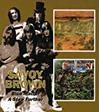 SAVOY BROWN/BLUE MATTER & A STEP FURTHER