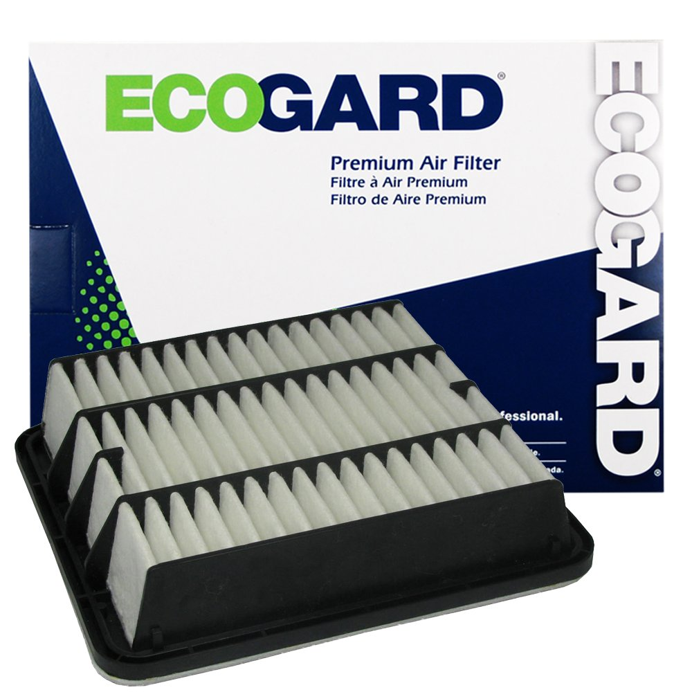 ECOGARD XA5279 Premium Engine Air Filter Fits Lexus LS430 4.3L 2001-2006, GS400 4.0L 1998-2000