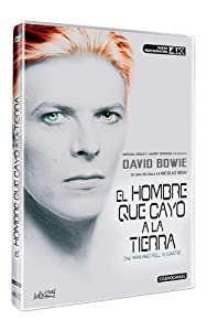El hombre que cayó a la tierra (the man who fell to earth) - DVD