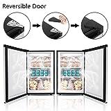 ROVSUN 3.0 CU.FT Upright Freezer with Reversible