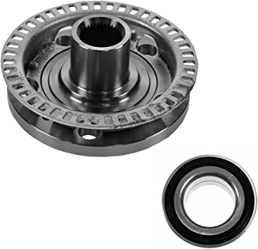 Amazon Com Wheel Bearing And Hub Front For Audi Tt Vw Golf Jetta Automotive