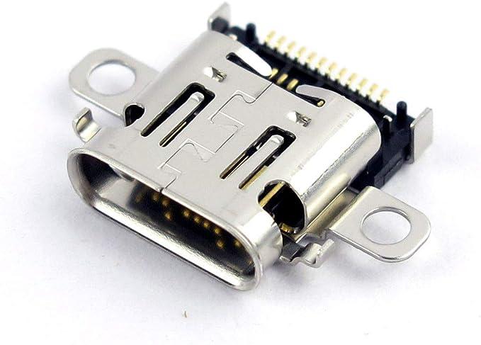 Conector de Puerto de Carga Tipo C de Repuesto para Consola ...