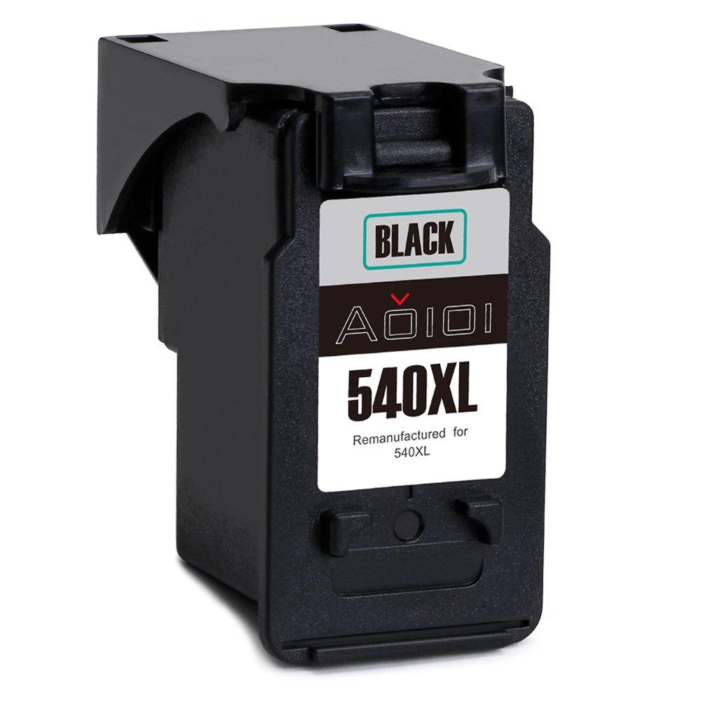 Aoioi Remanufactured Canon PG-540XL Cartuchos de tinta (2 Negro ...