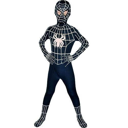 Black Spiderman Suit Amazon Com