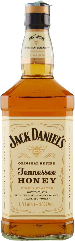Jack daniel`s tennessee honey whiskey - 1000 ml 5-JD-030-35