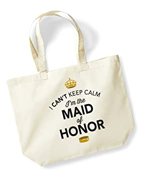 Criada de honor, criada de honor bolsa, bolso,, regalo de ...