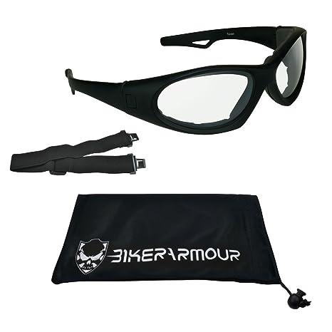 Amazon.com: anteojos de Motocicleta anteojos de seguridad ...