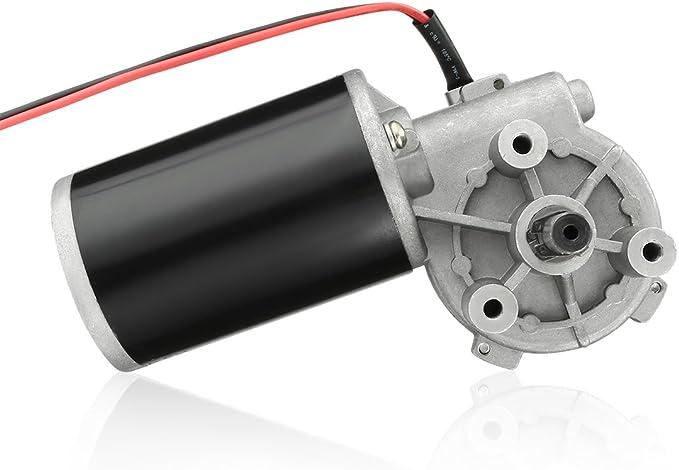 ZYL-YL Permanent Magnet Motor 50,40RPM DC24V 60W Adjustable Speed Geared Motor High Torsion Metal Gear Motor