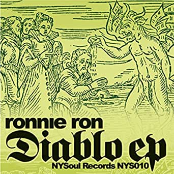 Diablo (Ben Mitchell Mr Hermano Mix) de Ronnie Ron en Amazon ...