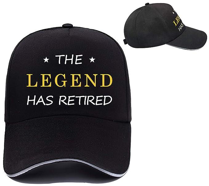 Amazon.com: Gorra de béisbol jubilada, regalos para fiestas ...