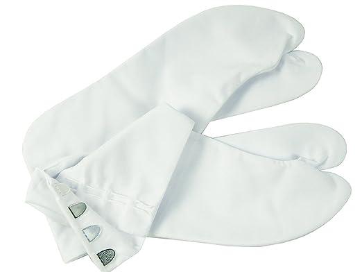 Amazon | ブロード足袋 白 4枚コ...