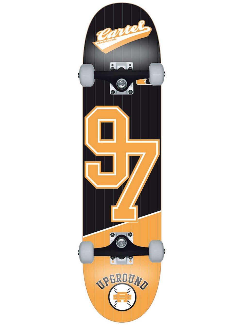 detailing 10eb1 2e88c Cartello mkdca7801 Skateboard Jaws Arancione 31,5 cm, cm, cm, unisex,  MKDCA7801, Upground arancia, Taglia unica B017ZHPVR2 Parent   Qualità   Il  Nuovo ...