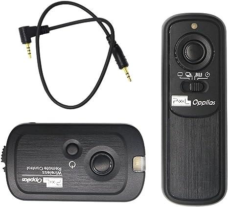 Pixel RW-221 E3 Mandos a Distancia Inalámbrico Disparador de ...