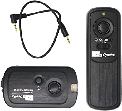 NE-C1 Cable Shutter Release Remote Control Switch Cord Replaces for Canon,Pentax,Samsung,Contax