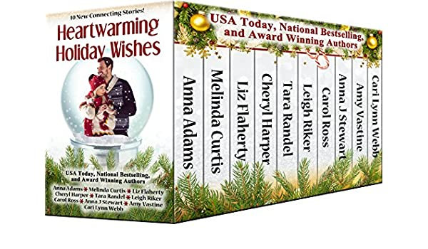 Heartwarming Holiday Wishes - Fire Dept. Ebooks & Apps 2017-10-10 20:00